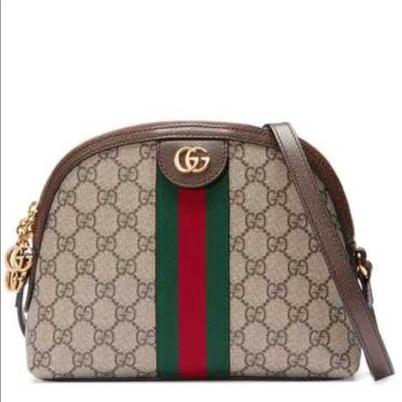 70d5c981941396 Gucci Bags | Gg Supreme Canvas Shoulder Bag | Poshmark